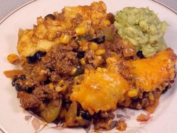 Tex-mex Tamale Pie Recipe