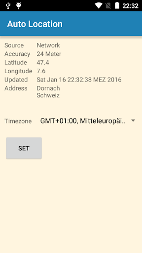 Sunday - Astronomical Clock Widget screenshot 5