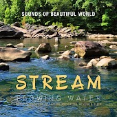 Flowing Water: Stream (Nature Sounds for Relaxation, Meditation, Healing & Sleep)