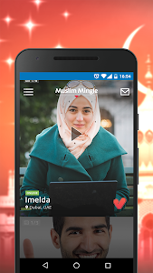 Muslim Mingle - Social Network screenshot 1