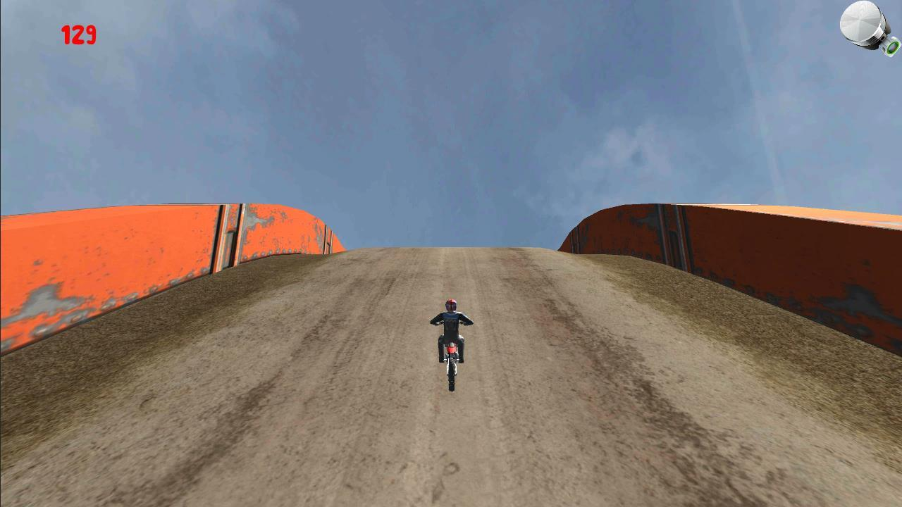 Motorbike Supercross- screenshot