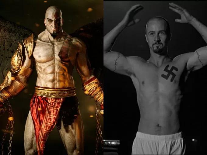 Kratos - Ed Norton