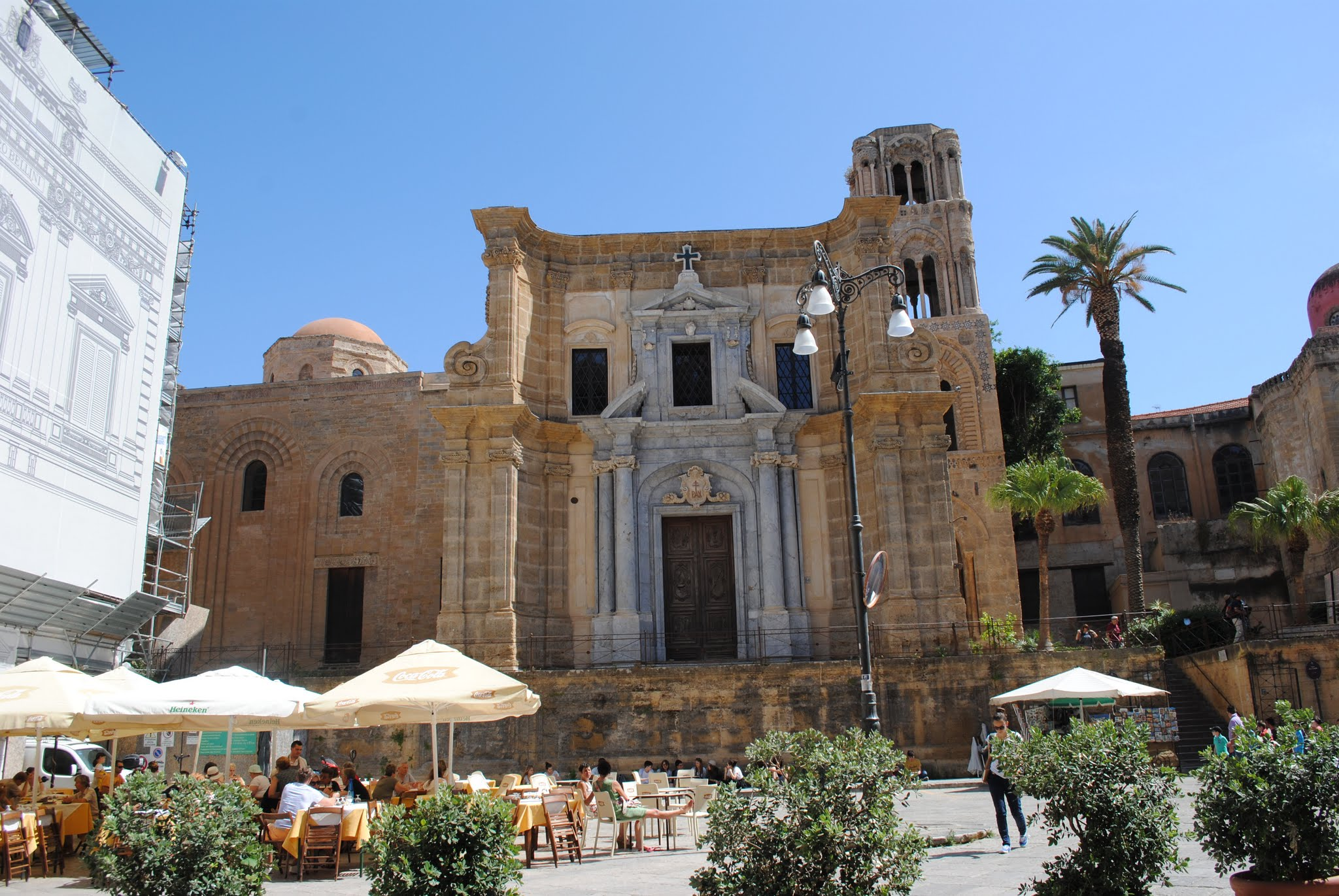 My Photos: Italy -- Sicily -- Palermo -- Churches -- La Martorana