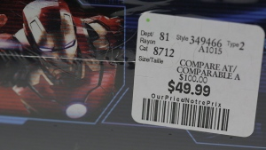 compare at prices are an example of irrational behaviour