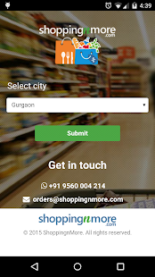 shoppingnmore- screenshot thumbnail