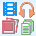 My Media Files icon