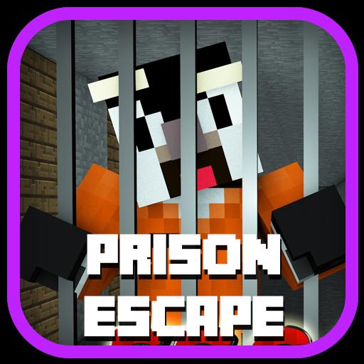 Prison Escape Minecraft PE Map 書籍 App LOGO-硬是要APP