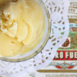 Coconut Milk Vanilla Ice Cream.