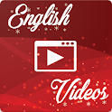 Learn English by Video icon