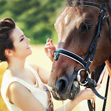 Wedding photographer Galina Sergeeva (sergeeva-galina). Photo of 19.07.2013