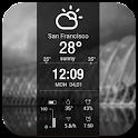 Clock Weather Fresh icon
