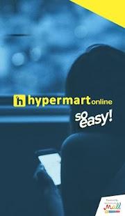 hypermart online - náhled