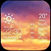 Transparent Weather Widgets icon