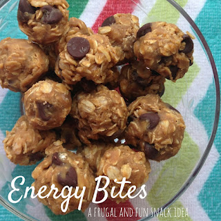 No-Bake Energy Bites (Easy To Make with Kids and Toddlers too!)
