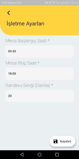 Salon+ Randevu | Kuaför - Müşteri Takip Programı screenshot 4