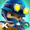 Mini Guns - Omega Wars icon