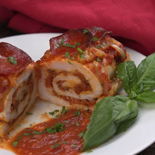 Chicken Breast Stuffed With Sausage Meat Recipes
