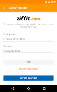 Ziffit.com- screenshot thumbnail
