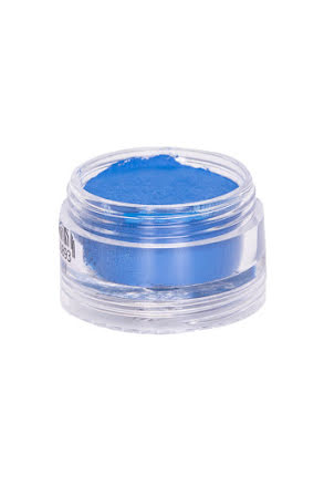 Kroppsfärg aqua 15g, blå