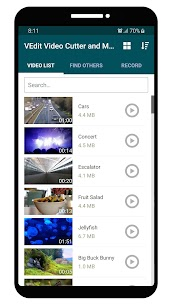 VEdit Video Cutter and Merger apk download 2
