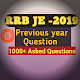 RRB JE 2019-Previous Year Question Download for PC Windows 10/8/7
