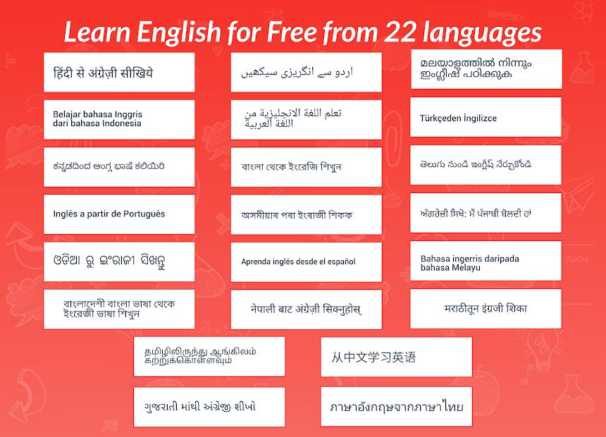 Hello English: Learn English screenshot 8