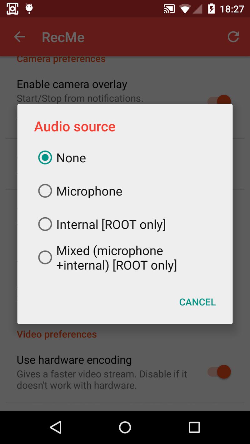 RecMe Screen Recorder Screenshot 6