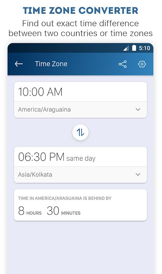 Beaches] Google maps usa time zones