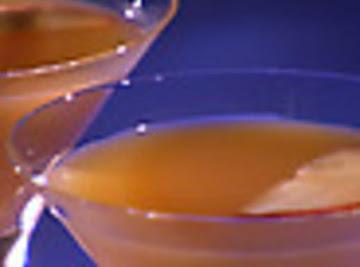 T's Style Peach Martini Recipe