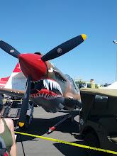 Photo: P-40 Warhawk!