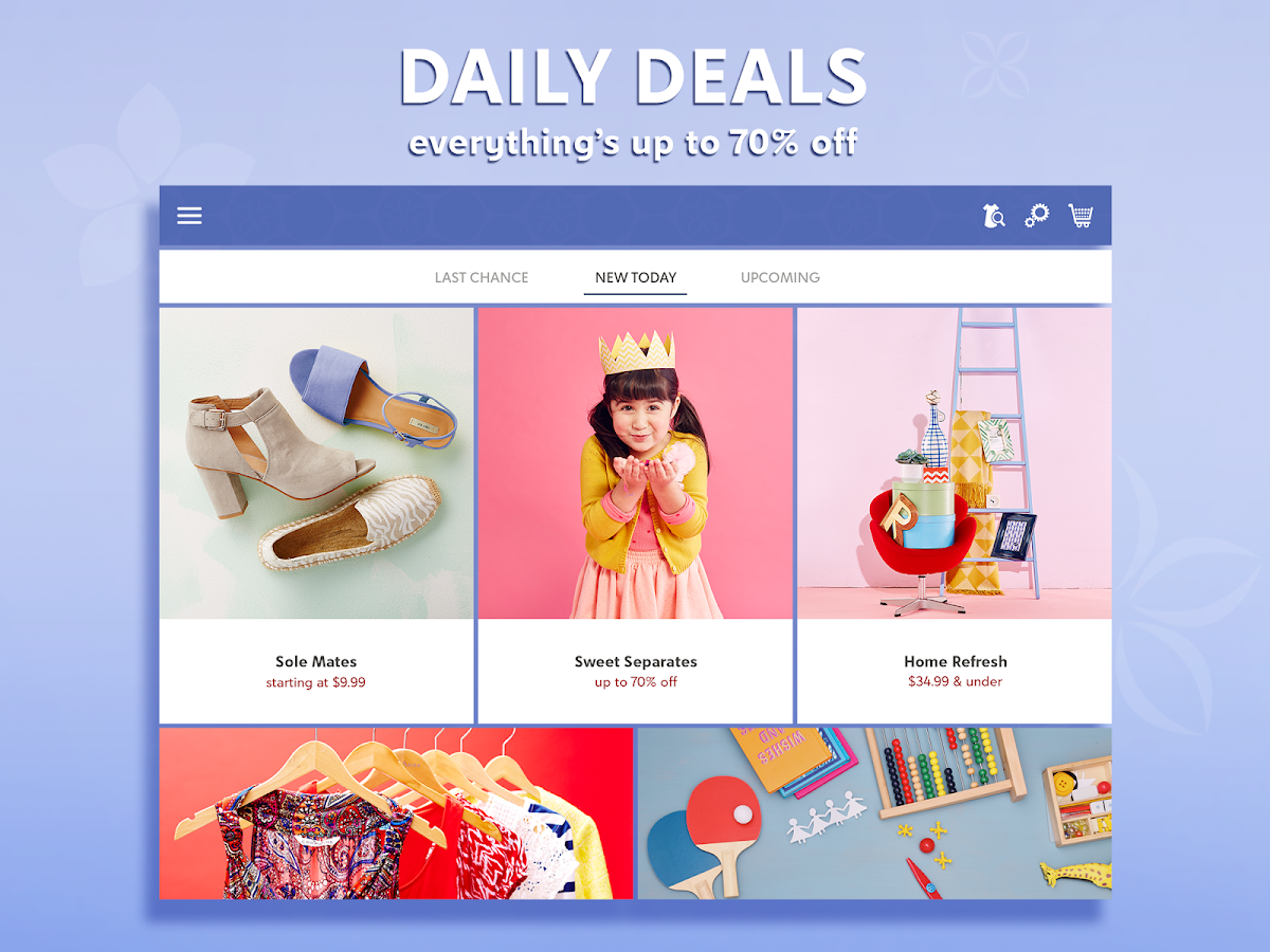 zulily deals for women kids android apps on google play zulily deals for women kids screenshot