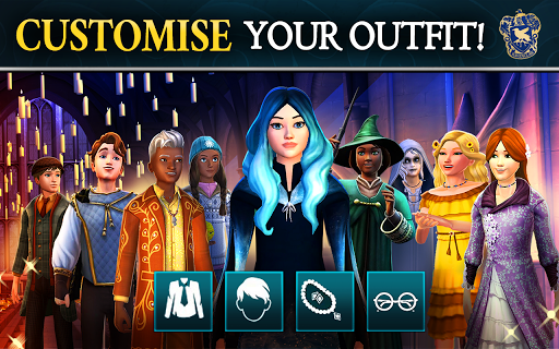 Harry Potter: Hogwarts Mystery modavailable screenshots 6
