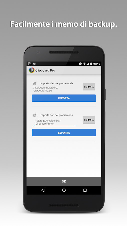 Clipboard Pro (License)- screenshot
