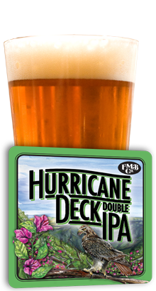 Logo of Figueroa Mountain Hurricane Deck Double IPA