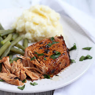 Crock Pot Balsamic Pork Roast.