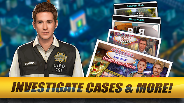 CSI: Hidden Crimes APK screenshot thumbnail 5