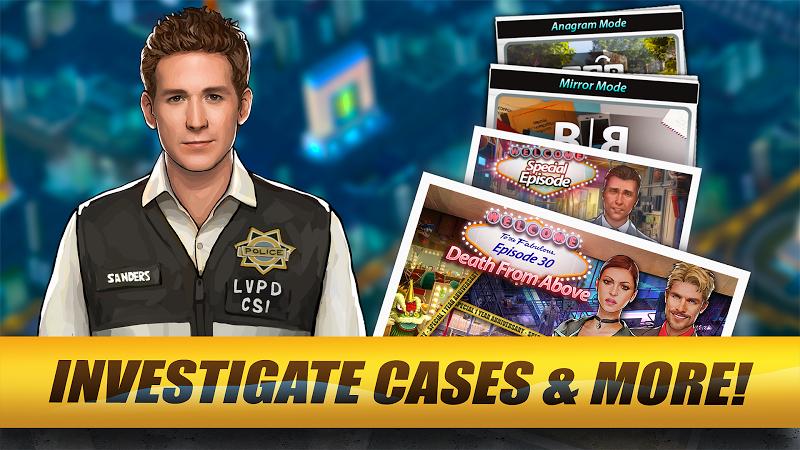 CSI: Hidden Crimes v2.60.3 [Mod]