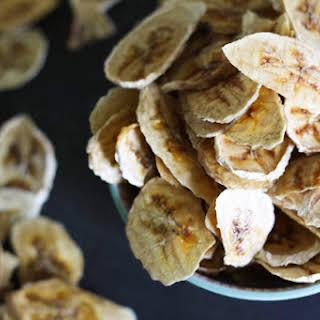 Nutmeg Banana Chips.