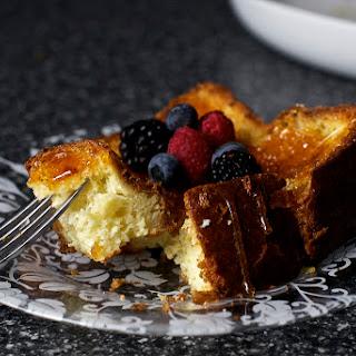 Crème Brûlée French Toasts.