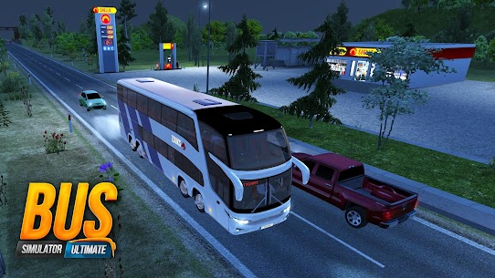 Bus Simulator : Ultimate Mod Apk (Unlimited Money) 8