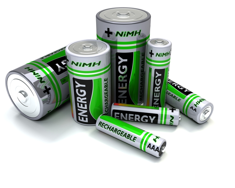 The Top X Applications of Rechargeable Batteries