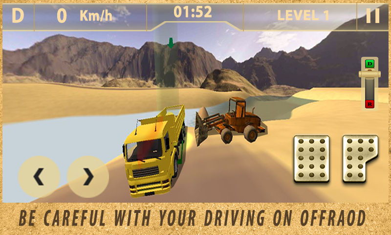 Sand-Transport-Truck-Simulator 20