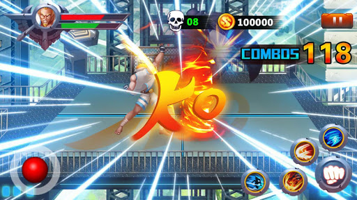 Street fighting3 king fighters  screenshots 1