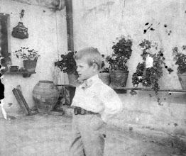 Photo: Eduard Toldrà l'any 1899© Family Archive (Mdm. Narcisa Toldrà)
