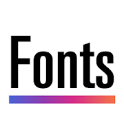 Fonts for instagram - Text designer Schriftarten