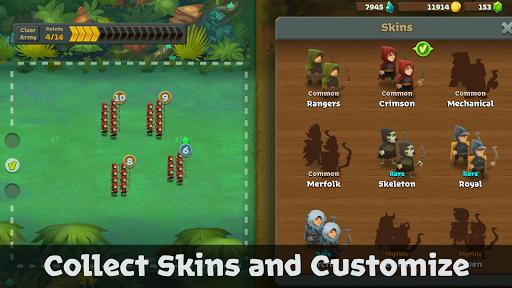 Battle Legion - Mass Battler  screenshots 4