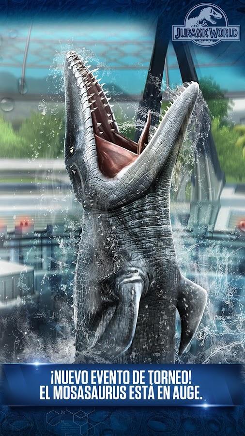 Приложения в Google Play – Jurassic World™: Игра