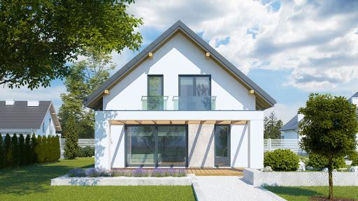 projekt Dom przy Alabastrowej 37