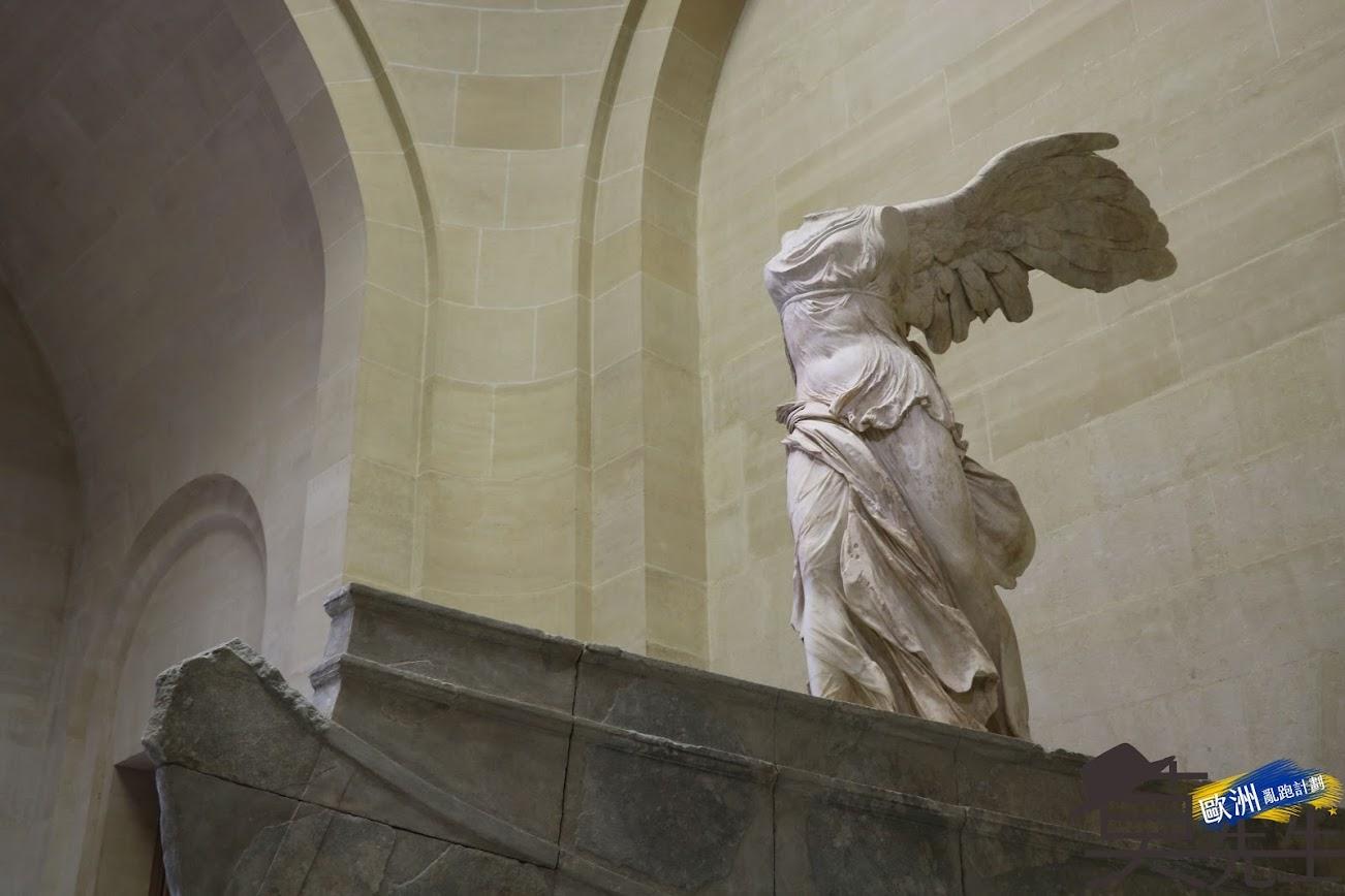 巴黎散步路線 | 羅浮宮、 巴黎聖母院