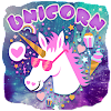 Unicorn Galaxy Glitter Launcher